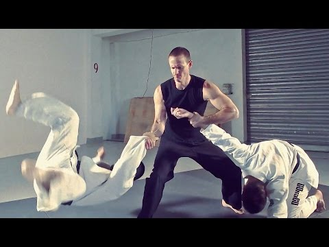 BRUTAL | MARTIAL ARTS JOINT LOCKING DEMO with Tom Fazio