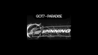 GOT7 (갓세븐) - PARADISE FINAL PART