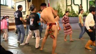 Sexy Igorot Line Dancer