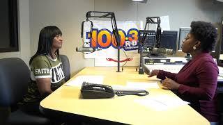 Community Conversation with Ms. Ebony J : Domestic Violence Solidarity Walk