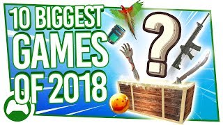 The 10 Biggest Xbox One Games Of 2018 So Far | How Many Have You Played?