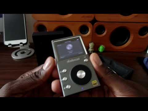 DoDoCooL Hi-Fi Audio Player with FM Radio & Audio Recorder Unboxing