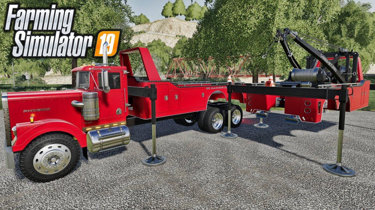 Farm Sim News! TLX Phoenix Service, FS22 Terrain, & More!