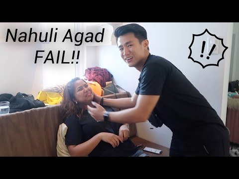 I CANT BREATHE PRANK TO CRUSH Ft Benedict Cua Kyo Quijano & Matt Nicolai