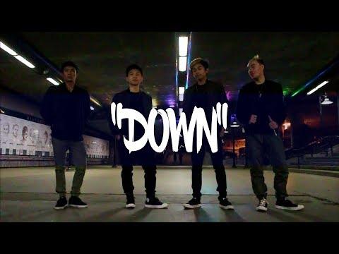 "Marian Hill ""Down"" | Paradigm Choreography"