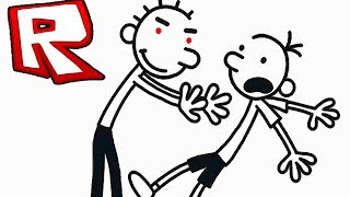 ROBLOX   Diary Of A Wimpy Kid