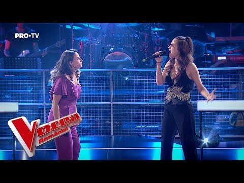 Madalina vs Diana - Sign of the times | Battle 4 | The Voice of Romania 2018