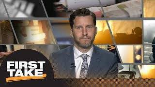Will Cain: Kevin Durant would 'look awful' if Warriors lost to Rockets in WCF | First Take | ESPN