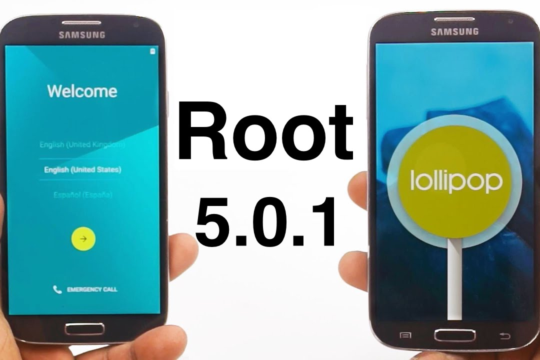 How to root Galaxy s4 GT-i9505 or GT-i9500 with lollipop 5 0 1