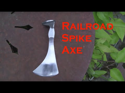 RR Spike Axe & Catchup