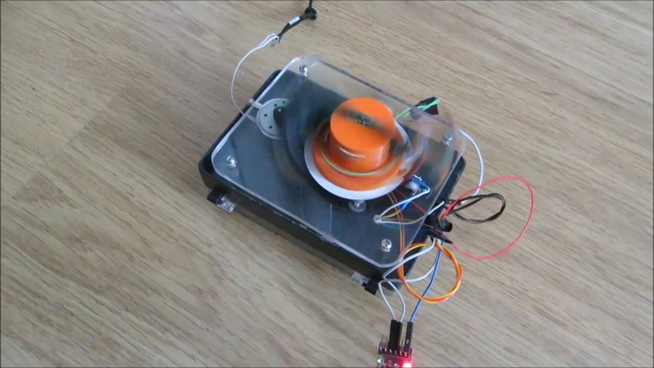 Open Simple LIDAR   Hackaday io