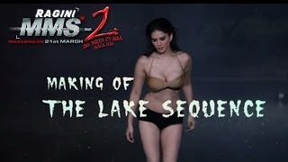 Repeat youtube video Sexy Sunny In a Freezing Lake (Ragini MMS-2)