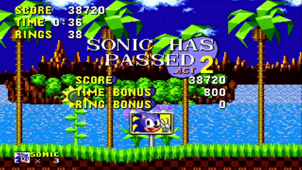 Sonic The Hedgehog On Xbox One Gameplay Youtube