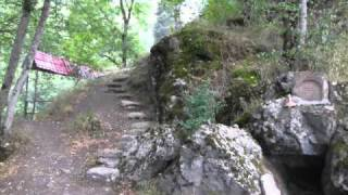 Kozifa  Monastery. (Qareli, Dzamis Valley) Georgia