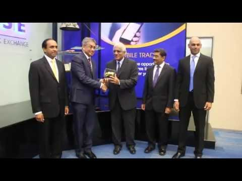 Central Bank Governor visits CSE