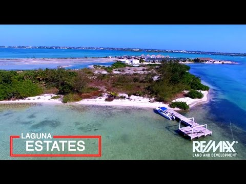 Laguna Estates across from Cayo Espanto - Belize Real Estate