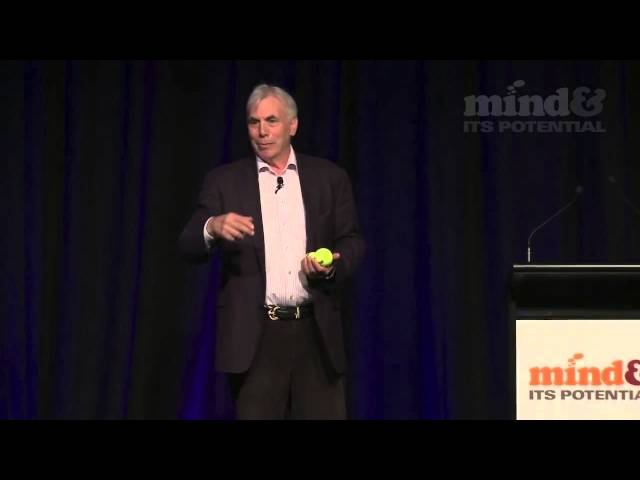 Michael J Gelb - Juggling your way to success at Mind & Its Potential 2012 (excerpt)