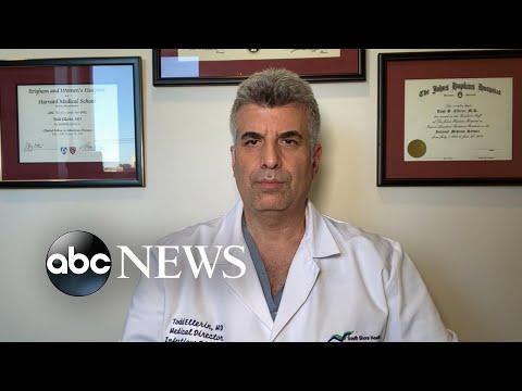 New coronavirus cases on decline as US death toll nears 400,000