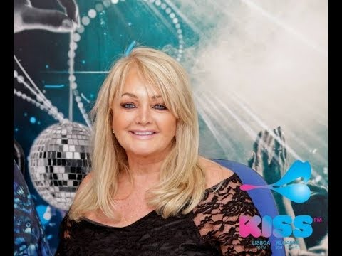 Bonnie Tyler Interview 2017 - Live on Kiss Fm's Solid Gold Sunday