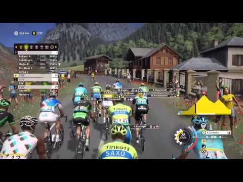 Tour de France 2015 - PS4 - Stage 19 - [ St Jean-de.- La Tous.] Will this decied it? 1 of 2