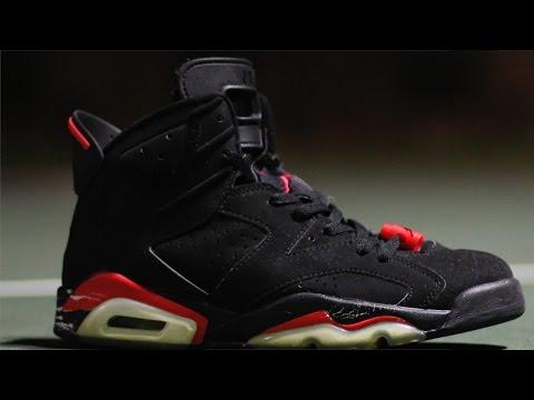 official photos de3dc 8826b Air Jordan 6: Behind The Design - YouTube