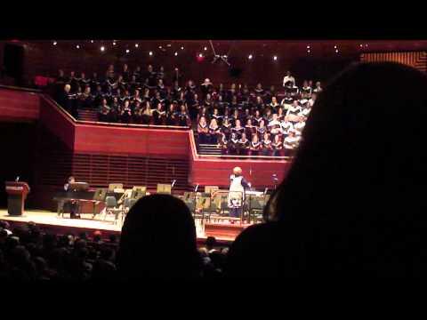 All City Philadelphia Choir 2015 - Bugler's Holiday