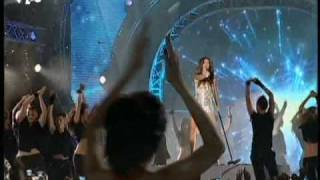 Despoina Vandi - Yparxei Zoi @ Mad Video Awards 2009