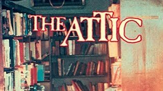 The Attic (1980) VHS Tape
