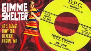Sir Guy & The Rocking Cavaliers - Funky Virginia