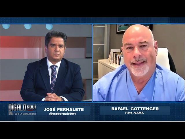Teletón virtual por héroes de la salud en Vzla - Dígalo Aquí | EVTV | 09/25/20 S5