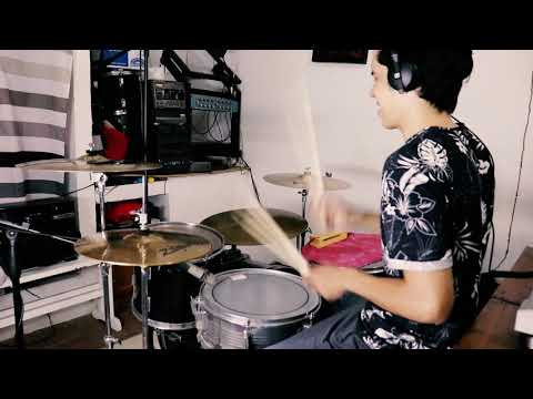 Jaguares – La Vida No Es Igual (Drum cover)