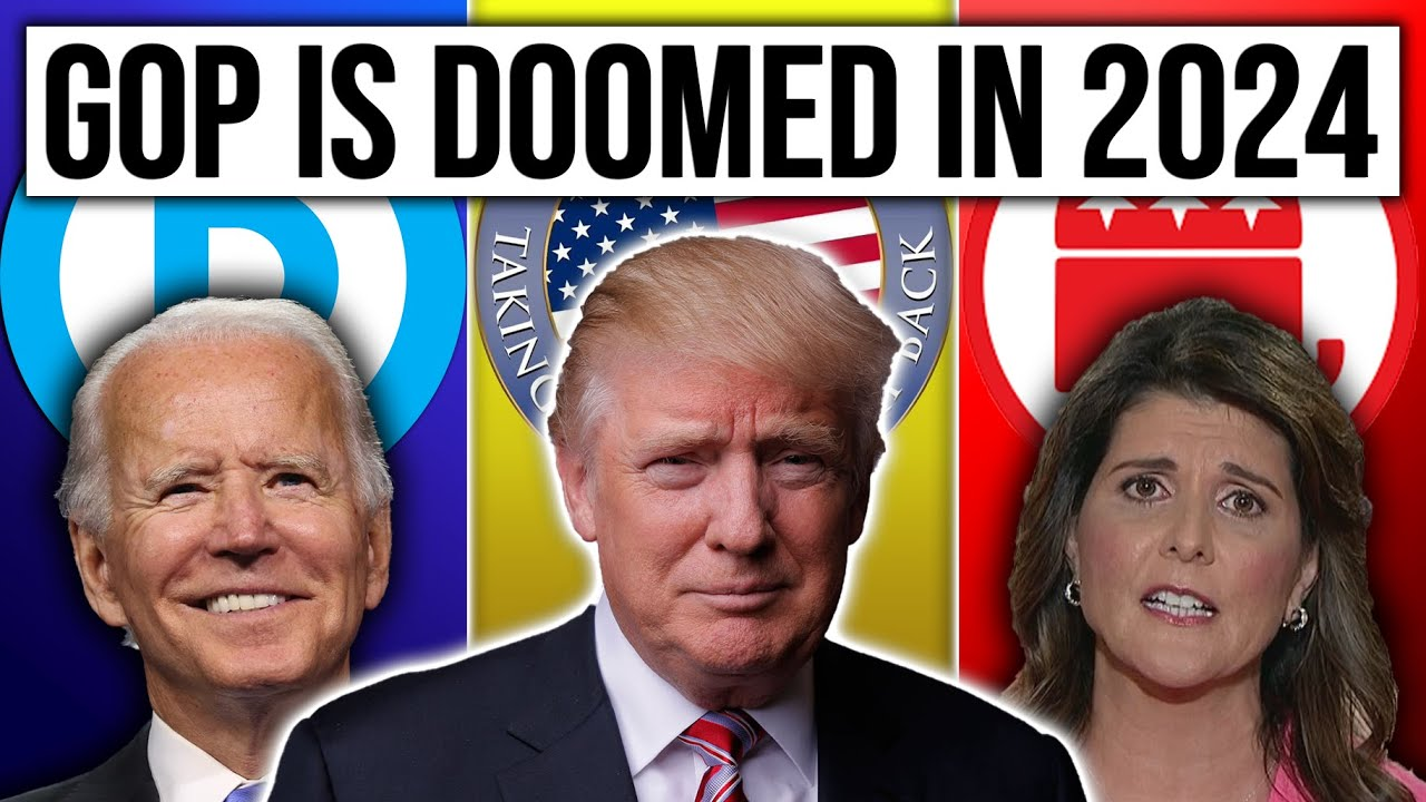 If Trump Runs Again, The GOP Is DOOMED In 2024 | 2024 Election Analysis