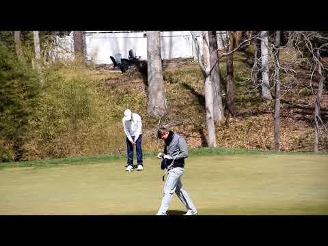 College Golf Vlog - Under Par at the Kingsmill