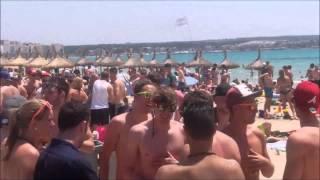 Strand-Party Playa de Palma (El Arenal)