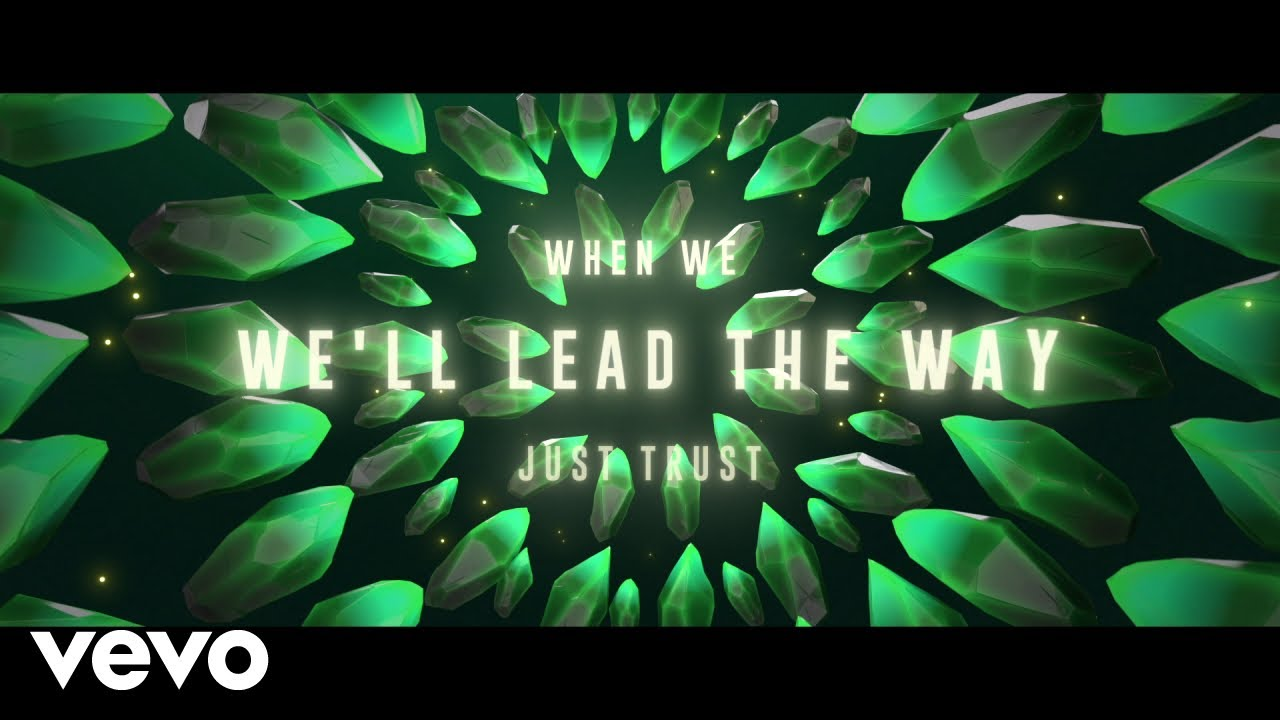 "Jhené Aiko - Lead the Way (From ""Raya and the Last Dragon""/Lyric Video)"