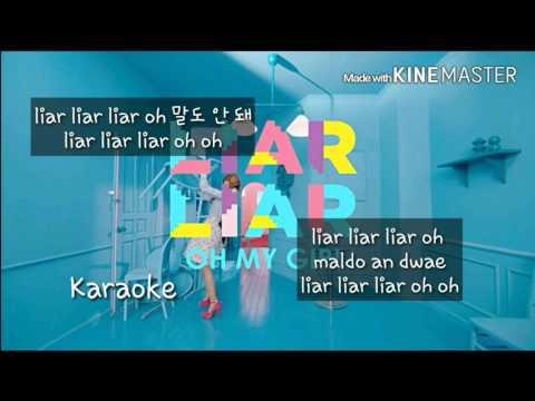 Kpop Random Karaoke Game pt5 [New Design💖/New songs/with lyrics]