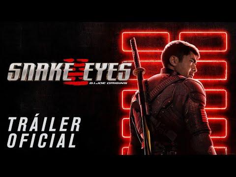 G.I. Joe: Snake Eyes   Tráiler Oficial   Paramount Pictures México