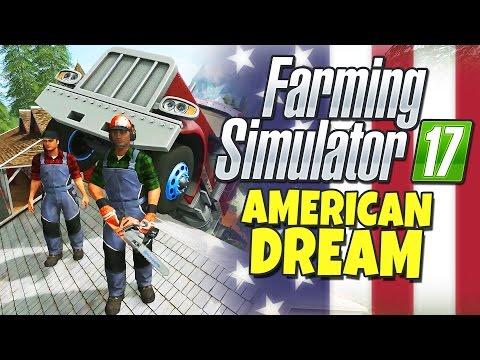 Farming Simulator 17 - American Dream - Coop Gameplay - Farming Simulator 2017