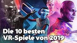 Die 10 besten VR-Spiele 2019 | Reality Bytes Top 10