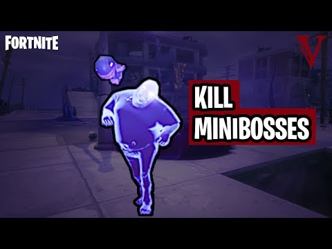 Kill Minibosses | Three Strikes | Fortnite Save the World | TeamVASH