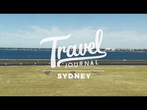 Travel Journal - Sydney