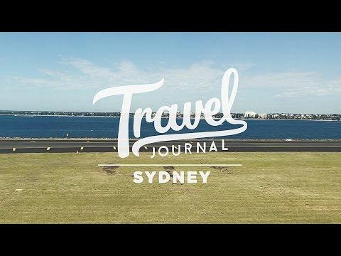 Travel Journal - Sydney