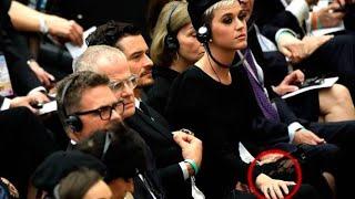 Liebescomeback? Katy Perry und Orlando Bloom turteln beim Papst