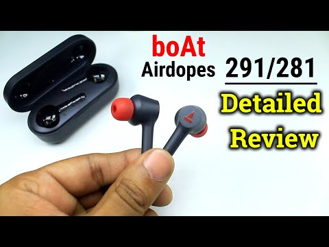 boAt Airdopes 291/281 Detailed Review | Best TWS Earphones Under Rs.2000