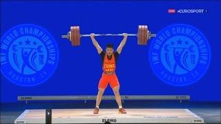 2015 World Weightlifting Championships. men 69kg \ Чемпионат мира мужчины до 69кг
