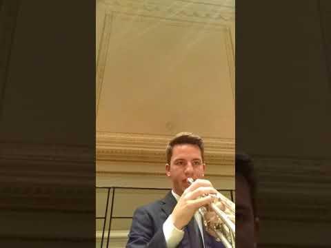 Symphonic Metamorphosis - IV. Marsch 2nd Trumpet