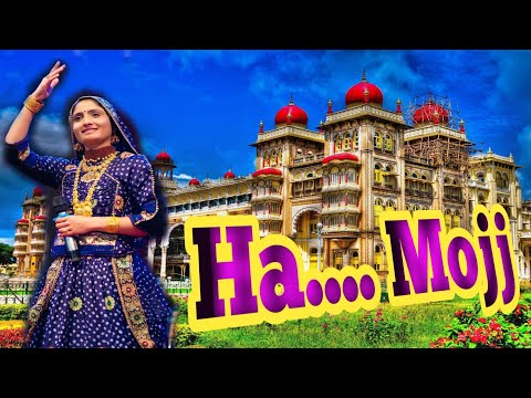Geeta Rabari New Dandiya Rass 2018 With Police Protection Full Part -1
