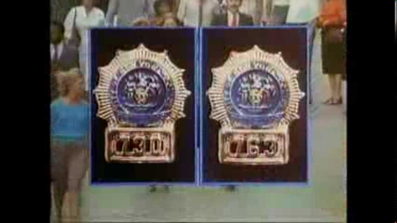 Image result for cagney and lacey badges