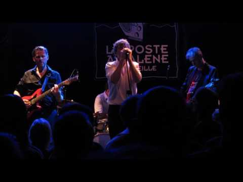 And Also The Trees - Slow Pulse Boy HD live in Marseille FRANCE (Le Poste à Galène) 13/10/16