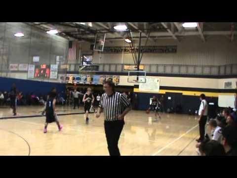 Richfield Traveling Boys Basketball Championship Game 2013